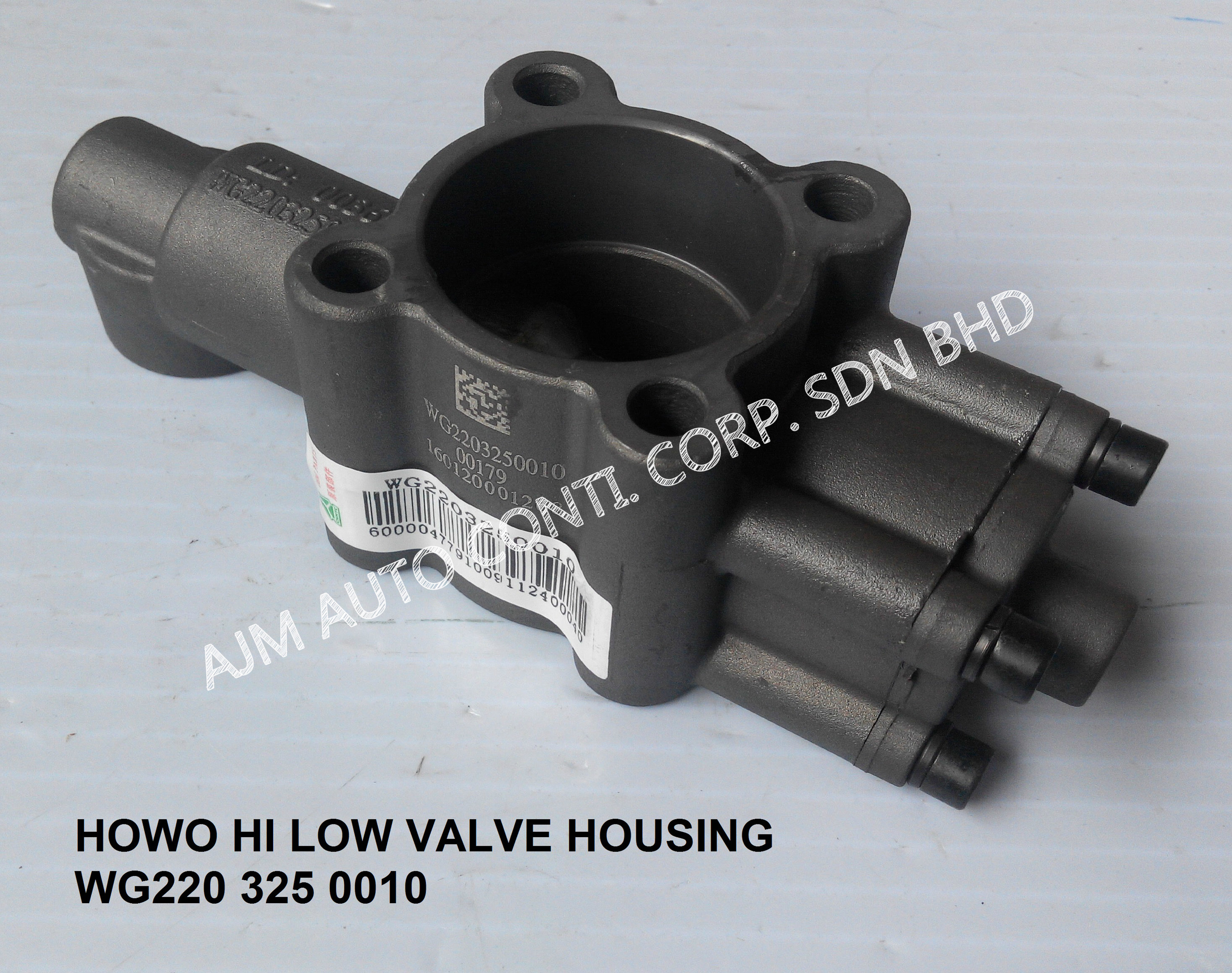 SINOTRUCK_HOWO_HI_LOW_VALVE_HOUSING-WG2203250010
