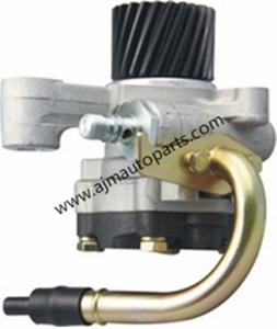 FUSO_4D33-34_power_steering_pump-MC093701-081114