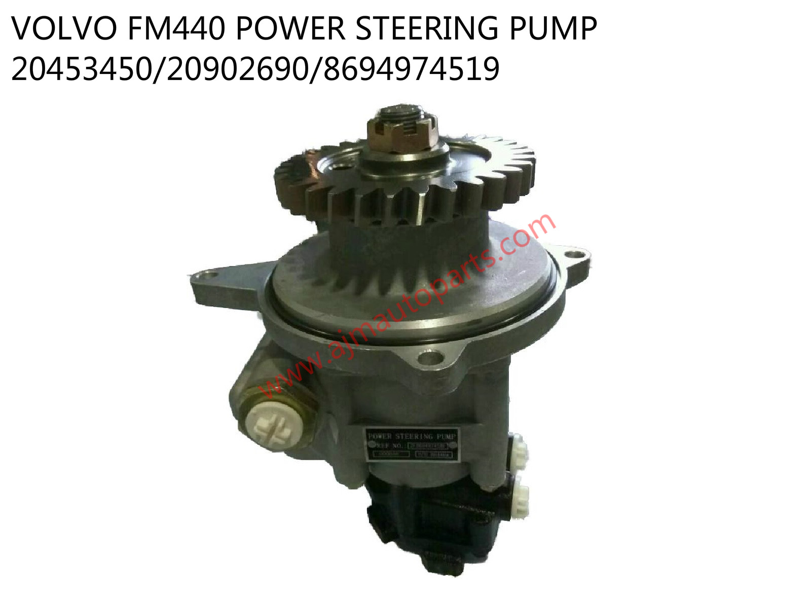 VOLVO FM440 POWER STEERING PUMP-20453450-20902690-869497419-2