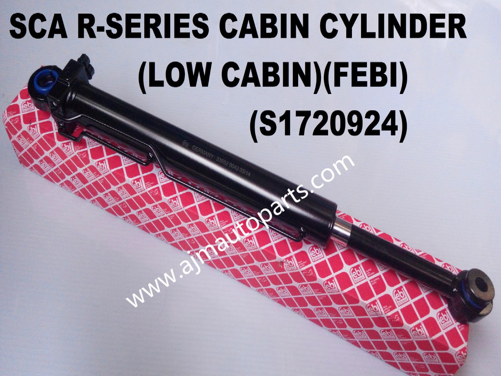 SCANIA R-SERIES CABIN TILT CYLINDER-S1720924