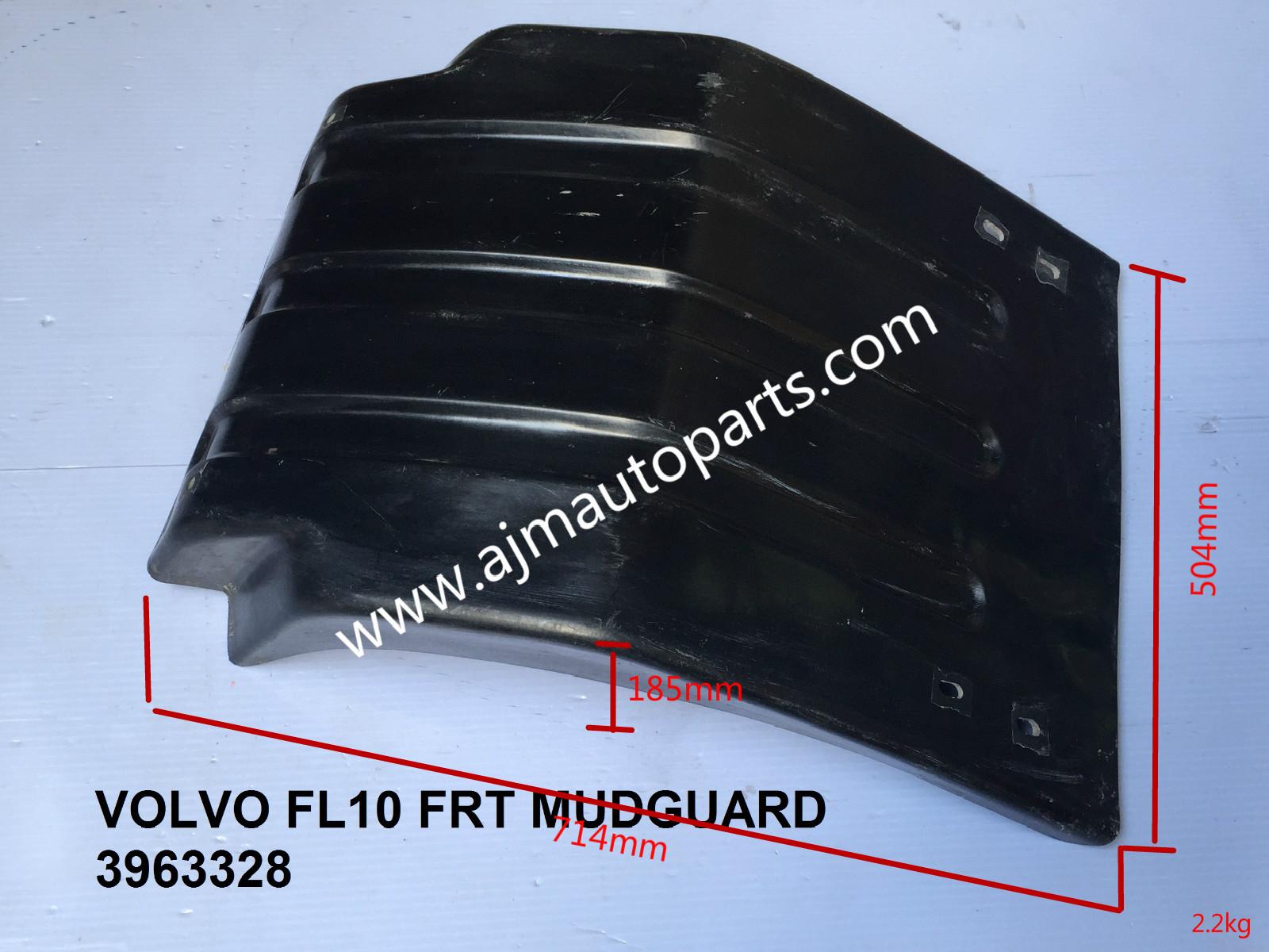 VOLVO FL10 FRT MUDGUARD -39633288