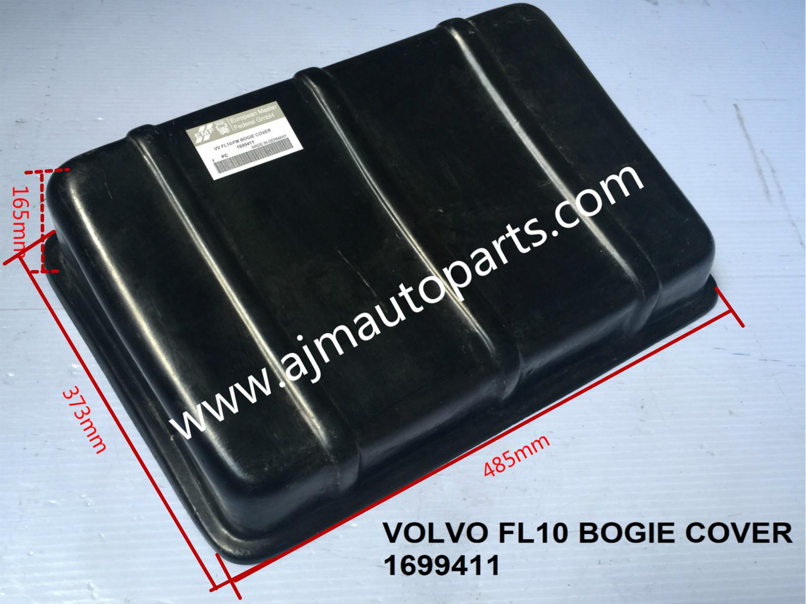 VOLVO FL10/FM12 BOGIE COVER-1699411