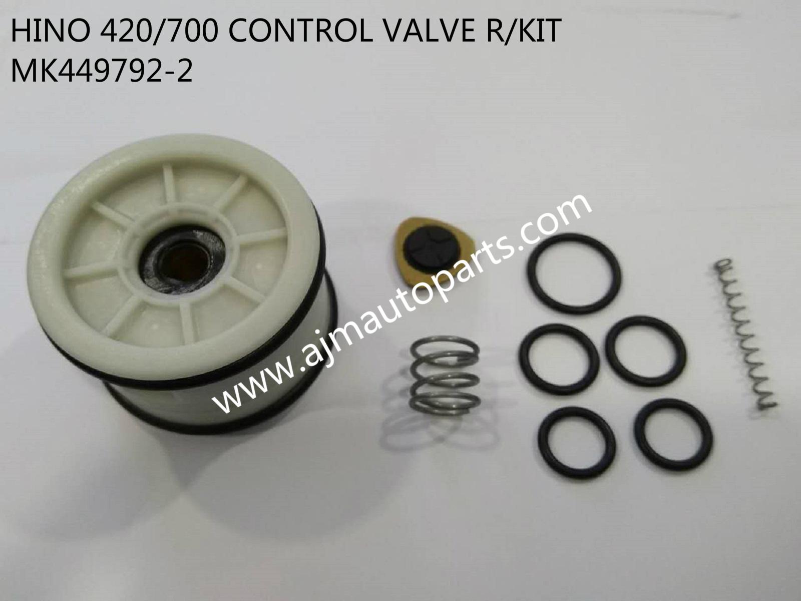 HINO 420/700 CONTROL VALVE REPAIR KIT-MK449792-H