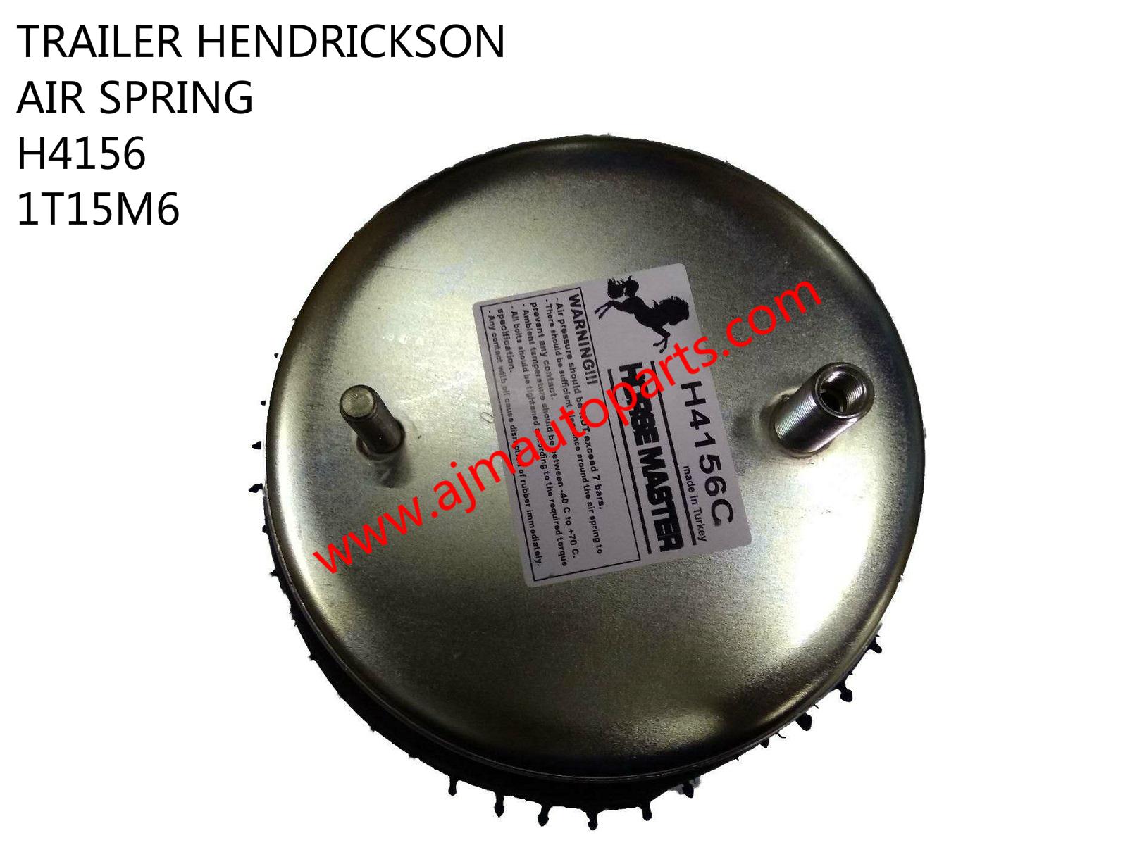 TRAILER HENDRICKSON AIR SPRING-H4156- 1T15M6
