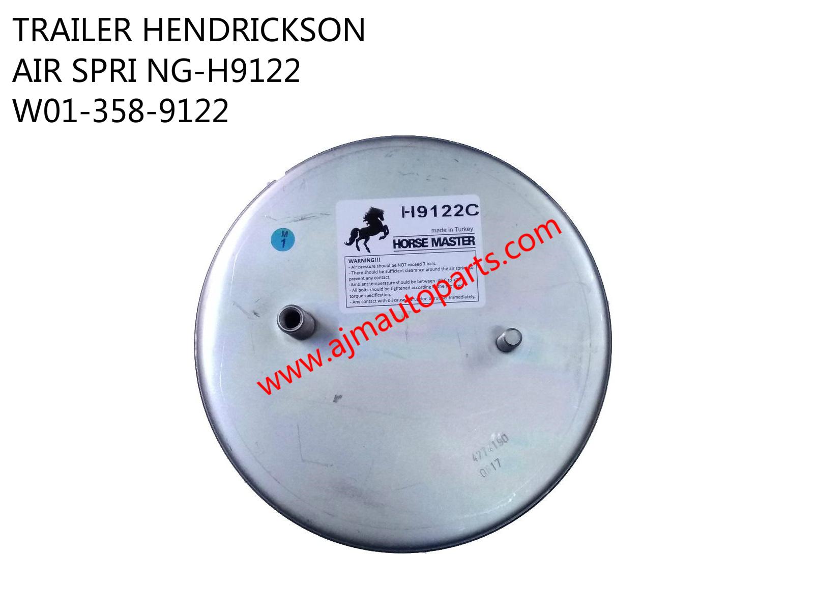 TRAILER HENDRICKSON AIR SPRING-H9122 W013589122