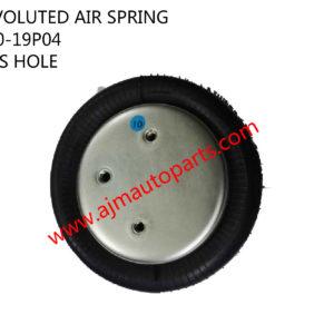CONVOLUTED AIR SPRING-FD200-19P04 W01M587894