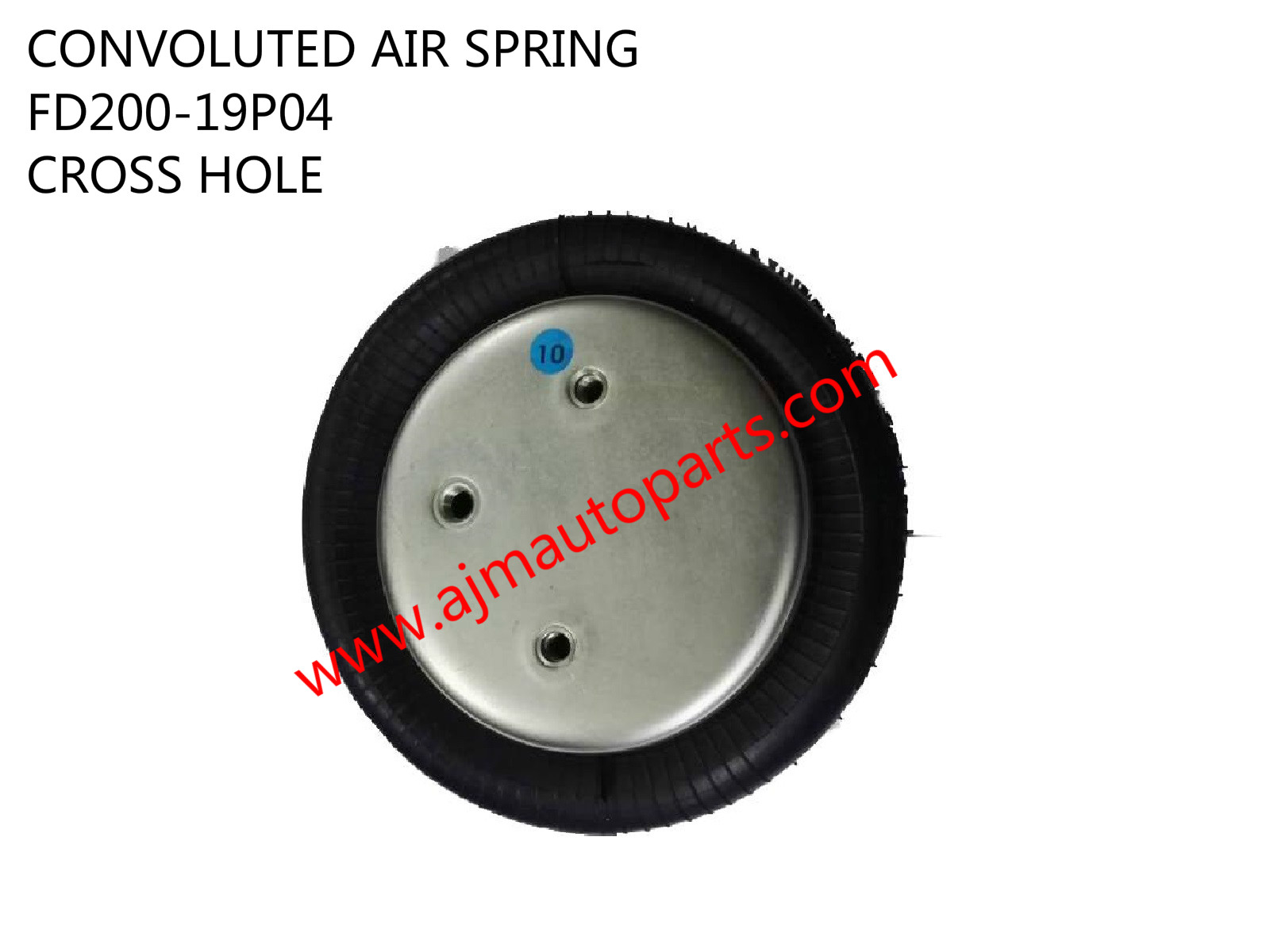 CONVOLUTED AIR SPRING-FD200-19P04 W01M587894
