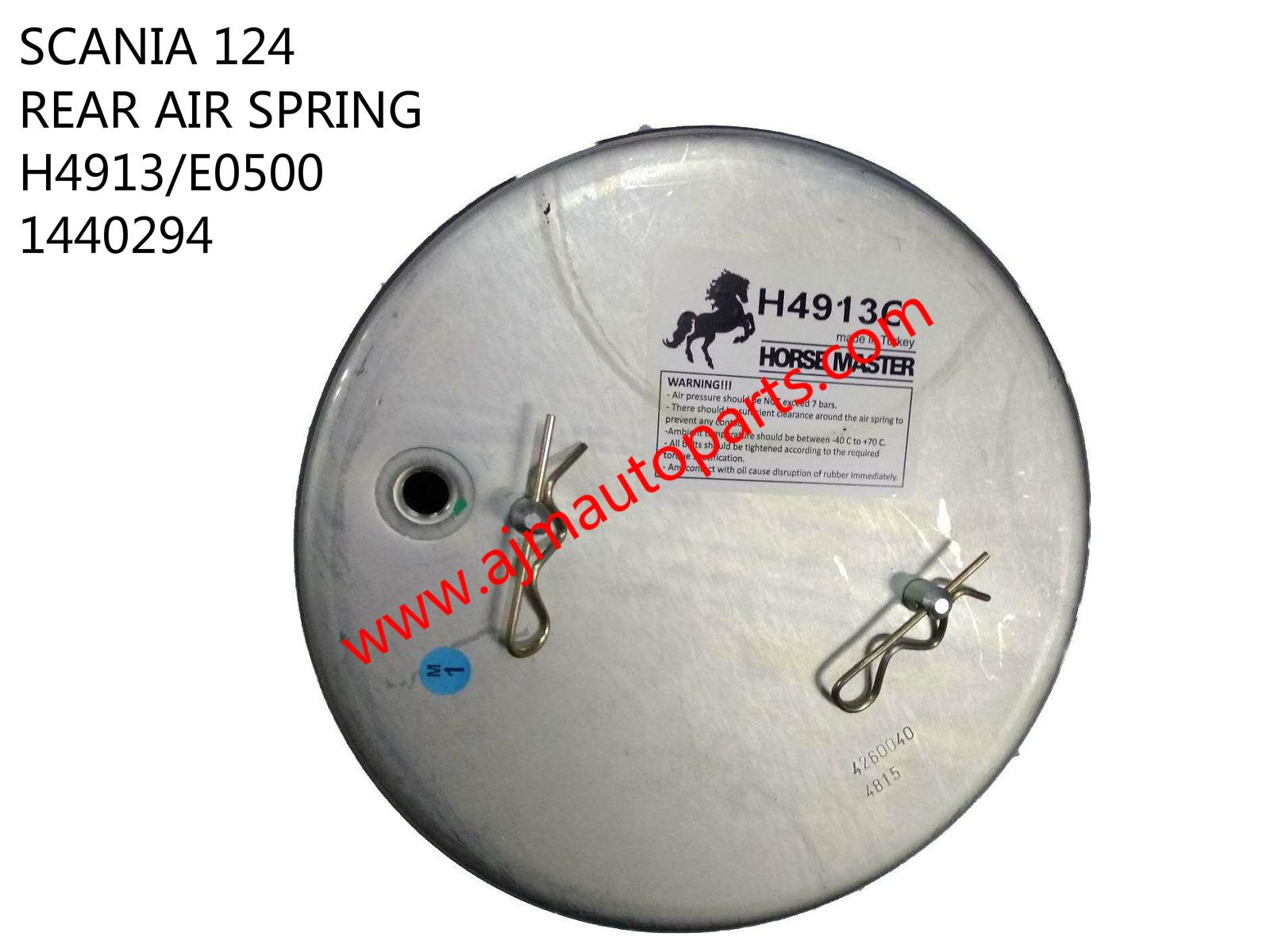 SCANIA 124 REAR AIR SPRING-H4913 1440294