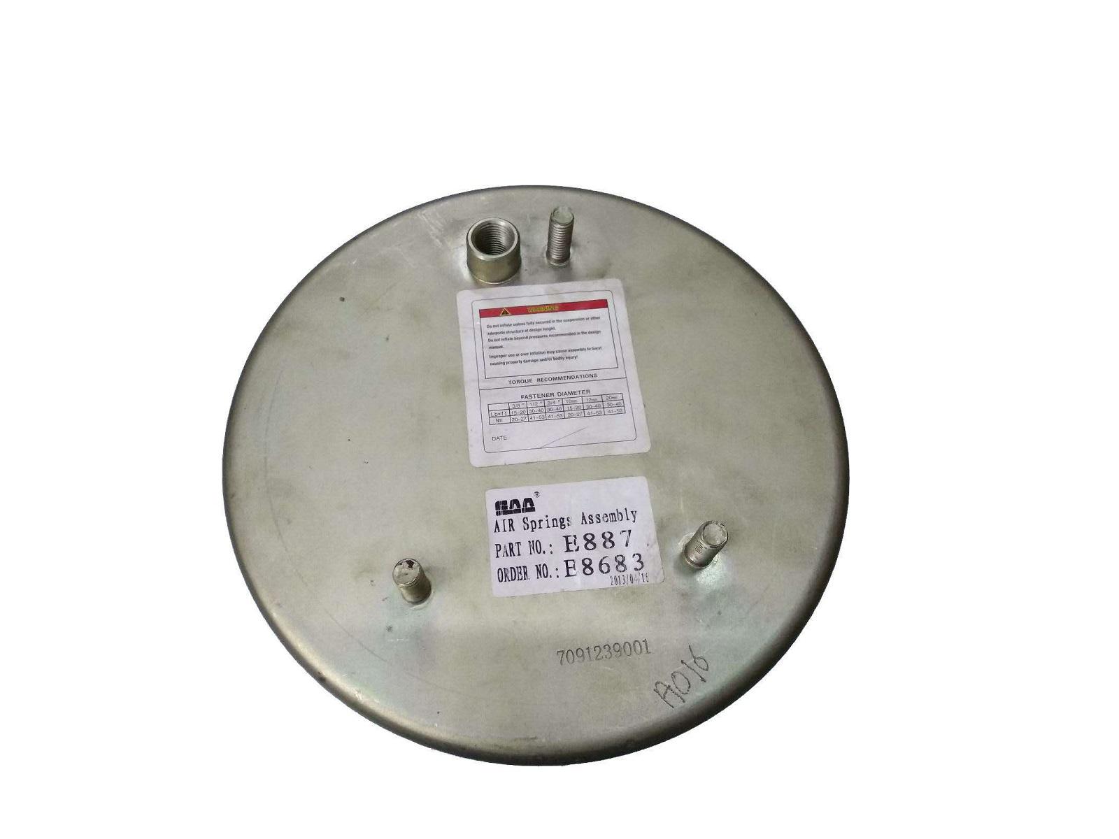 DAF AIR SPRING-E8683-E887