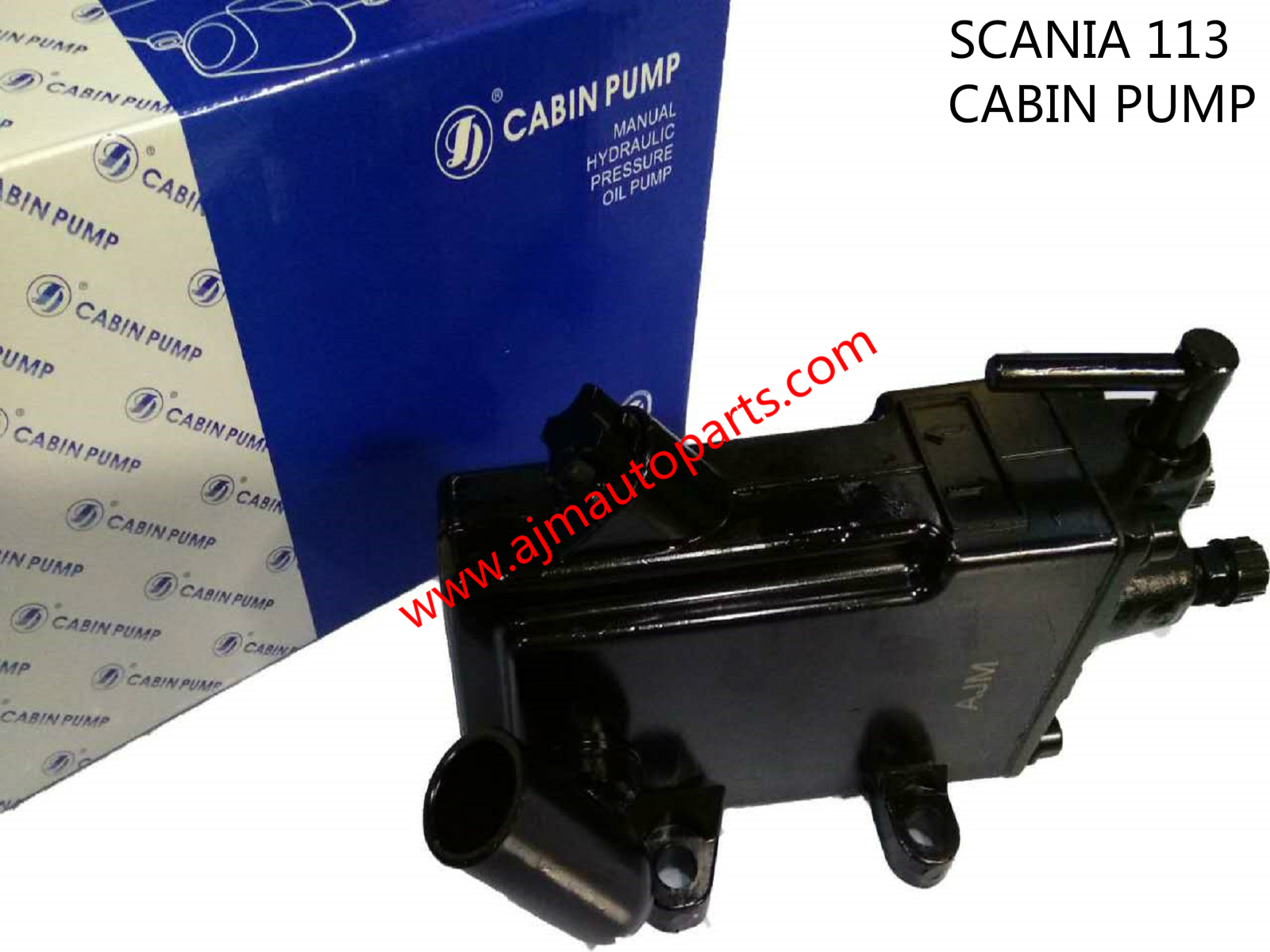 MB 1625 SCANIA 113 CABIN PUMP