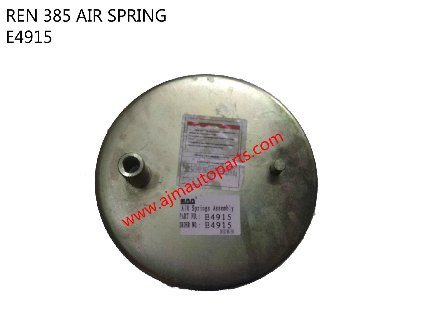 REN 385 AIR SPRING-E4915