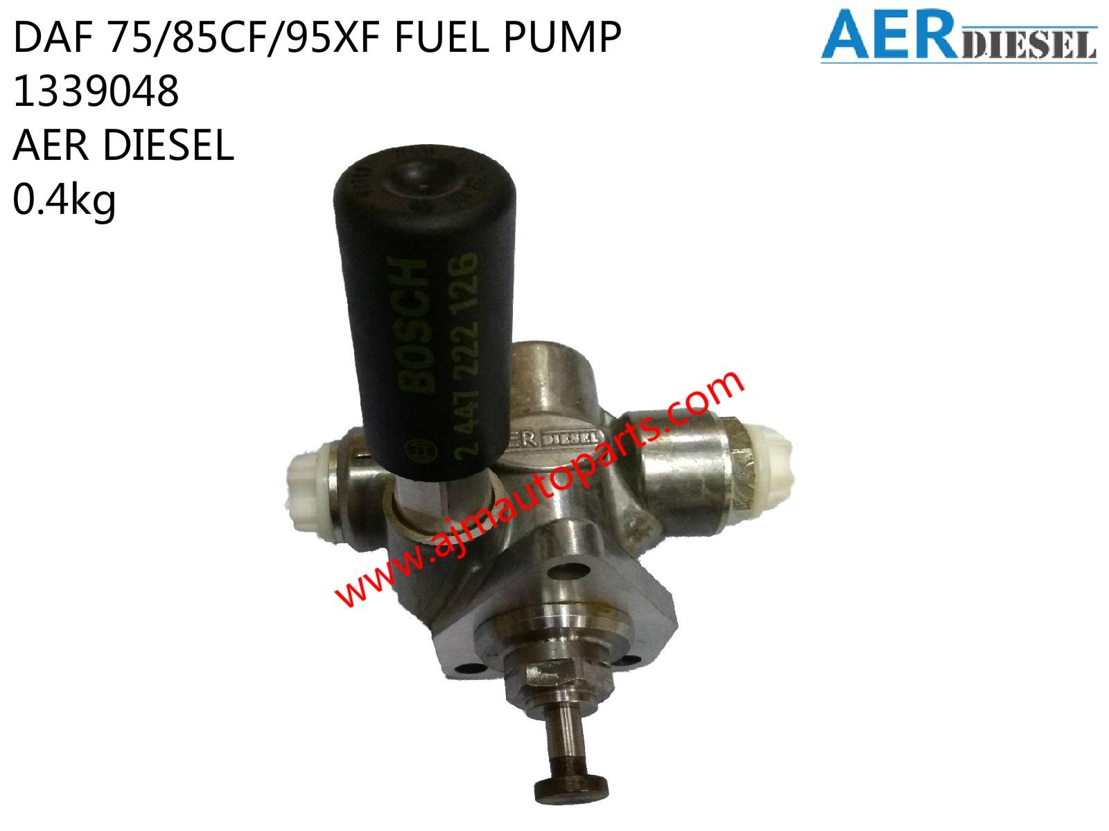 DAF 75-85CF-5XF FUEL PUMP-1339048_