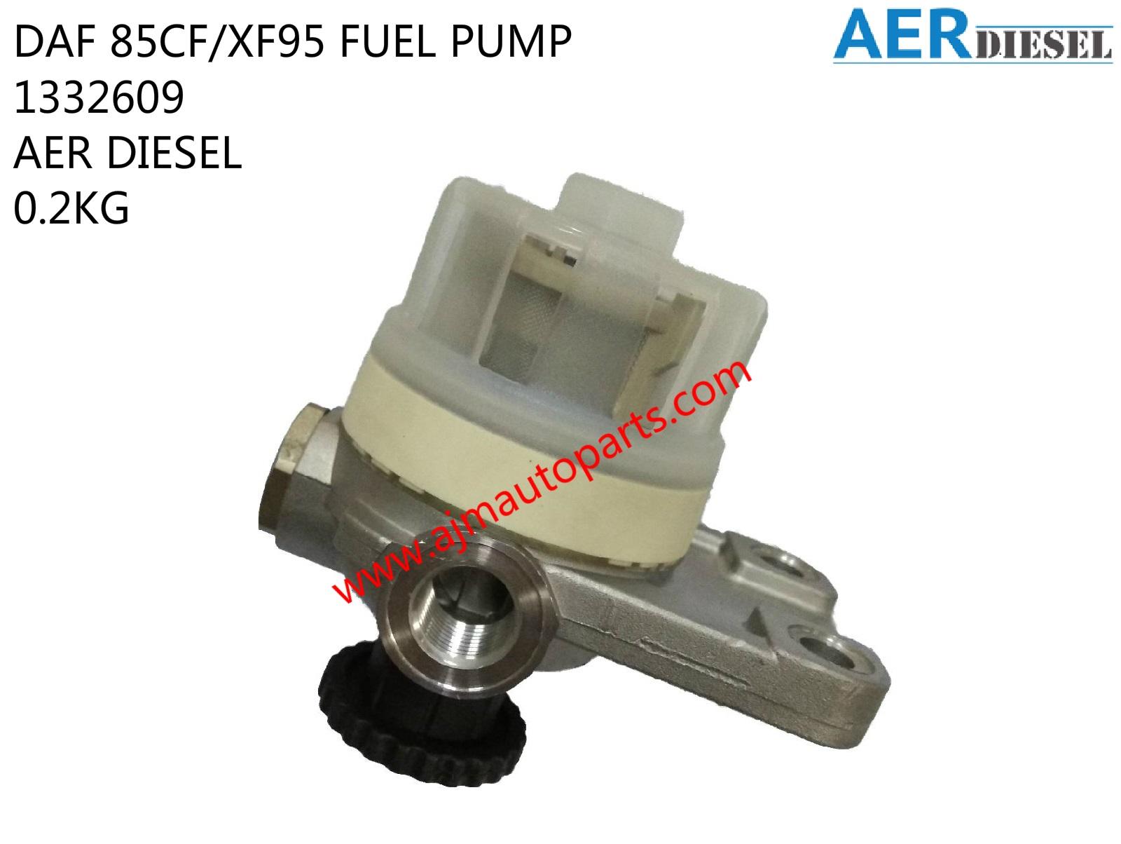 DAF 85CF-XF95 FUEL PUMP-1332609