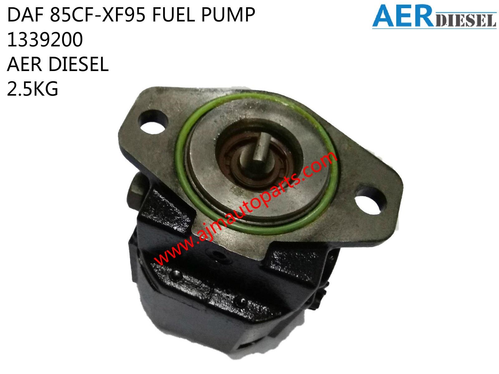 DAF 85CF-XF95 FUEL PUMP-1339200