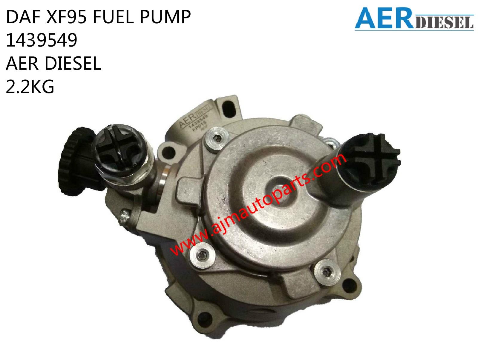 DAF XF95 FUEL PUMP-1439549