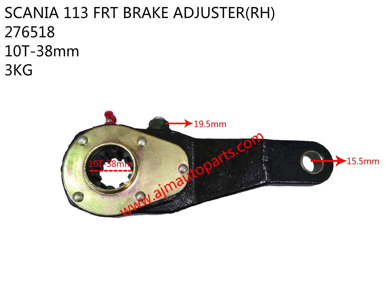 SCANIA 113 FRT BRAKE ADJUSTER-RH-276518