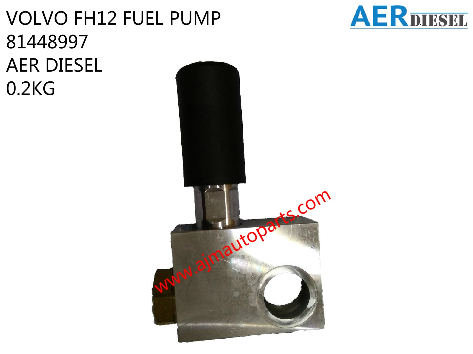 VOLVO FH12 FUEL PUMP-81448997