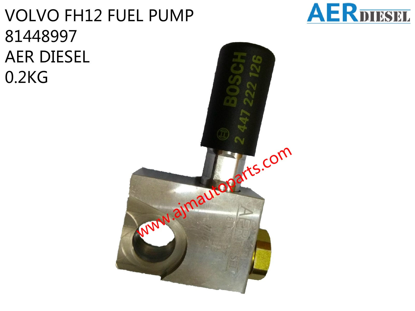 VOLVO-FH12-FUEL-PUMP-81448997