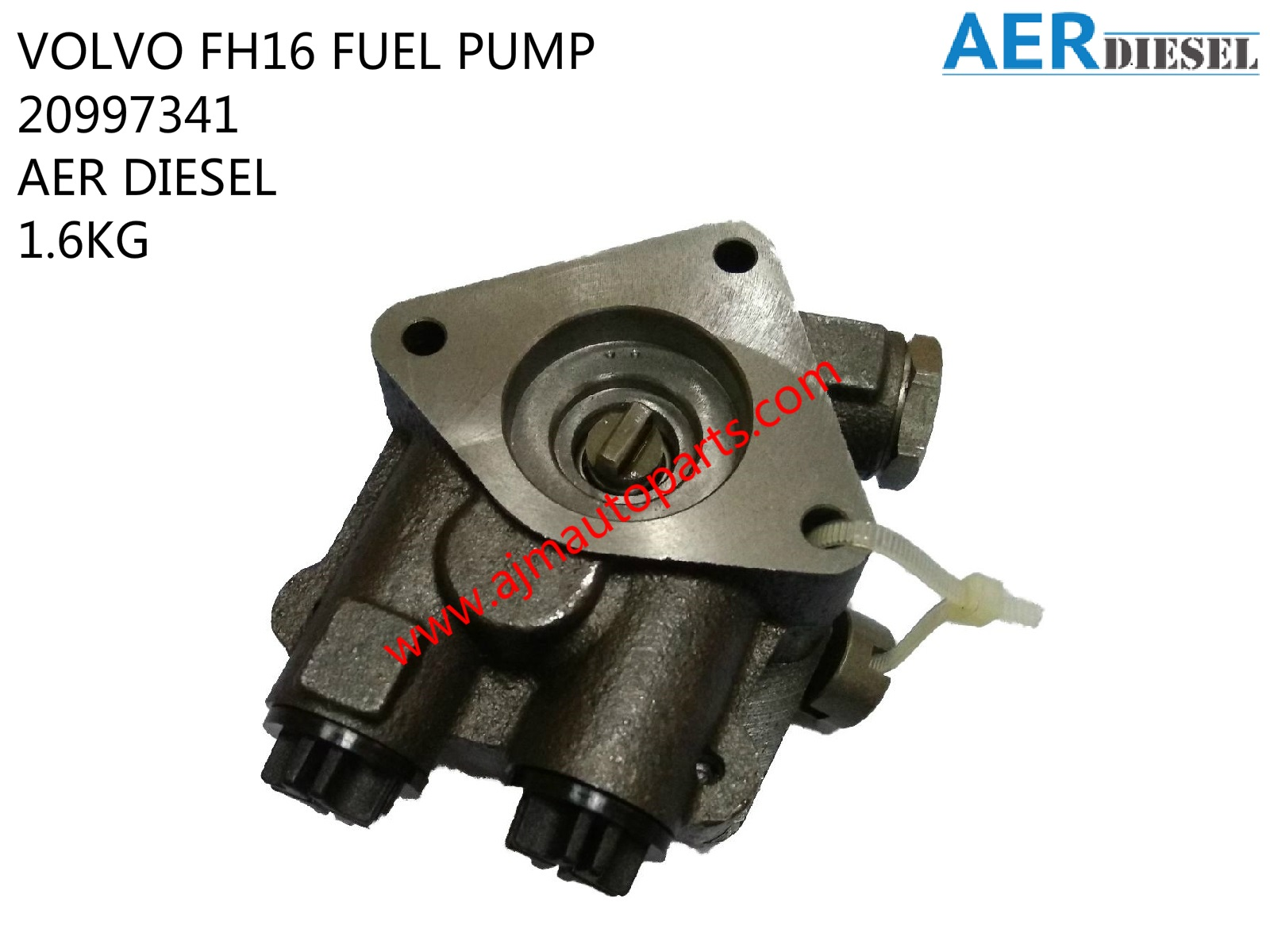 VOLVO FH16 FUEL PUMP-20997341
