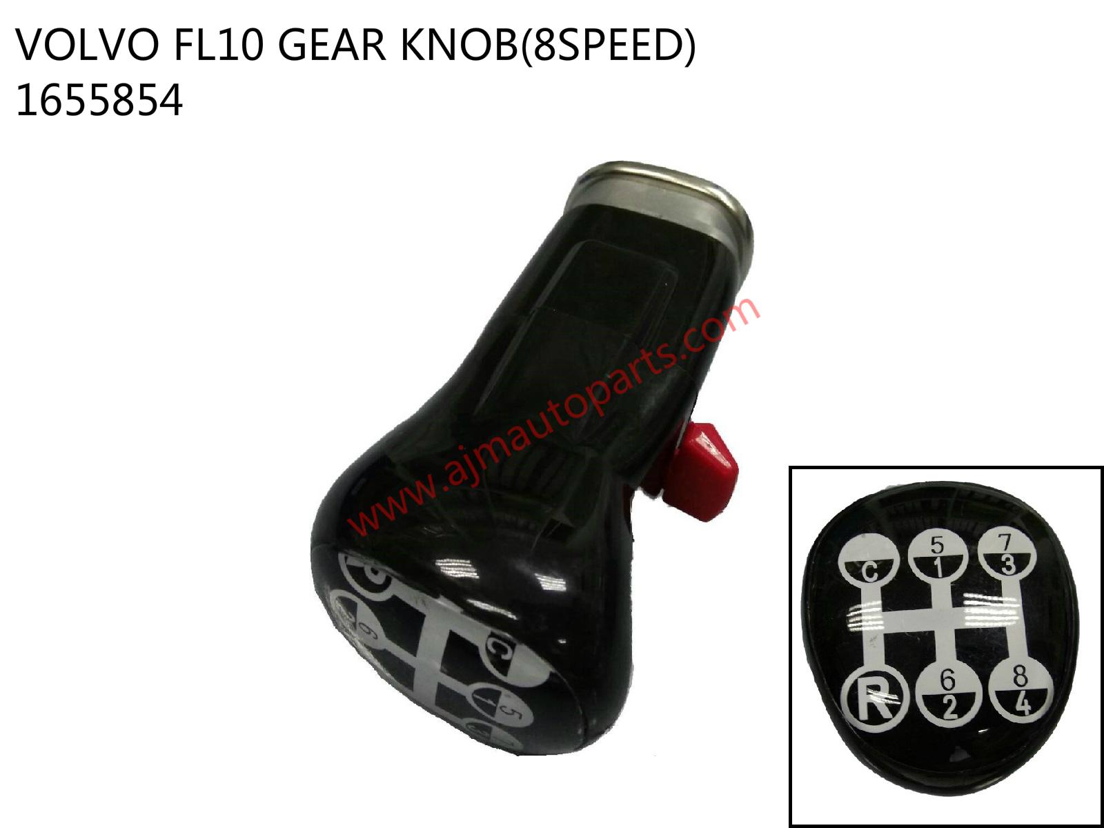 VOLVO FL10 GEAR KNOB(8SPEED)-1655854