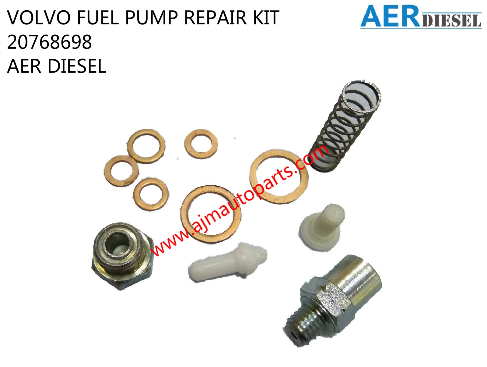 VOLVO FUEL PUMP REPAIR KIT-20768698