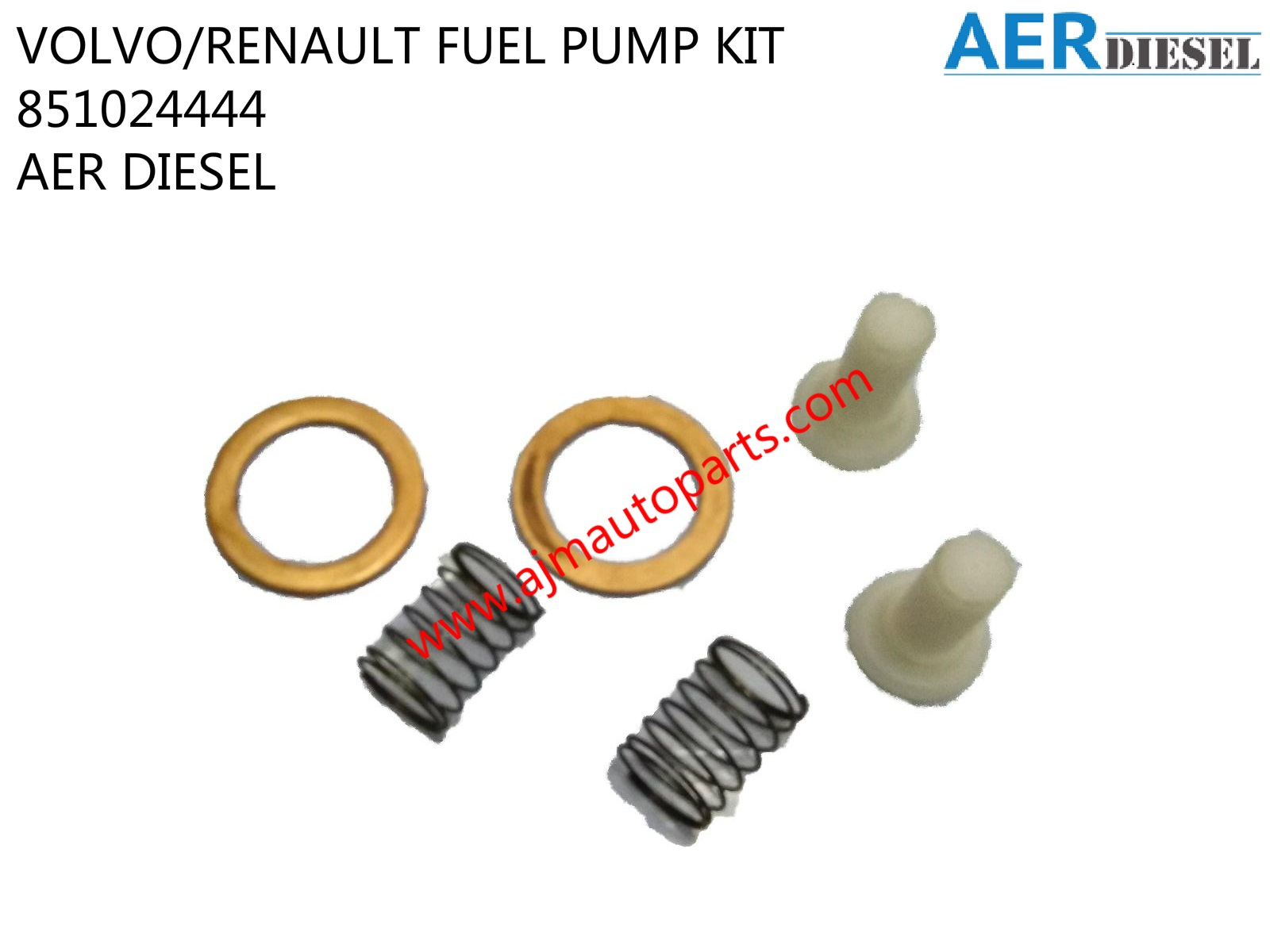 VOLVO-RENAULT FUEL PUMP KIT-851024444