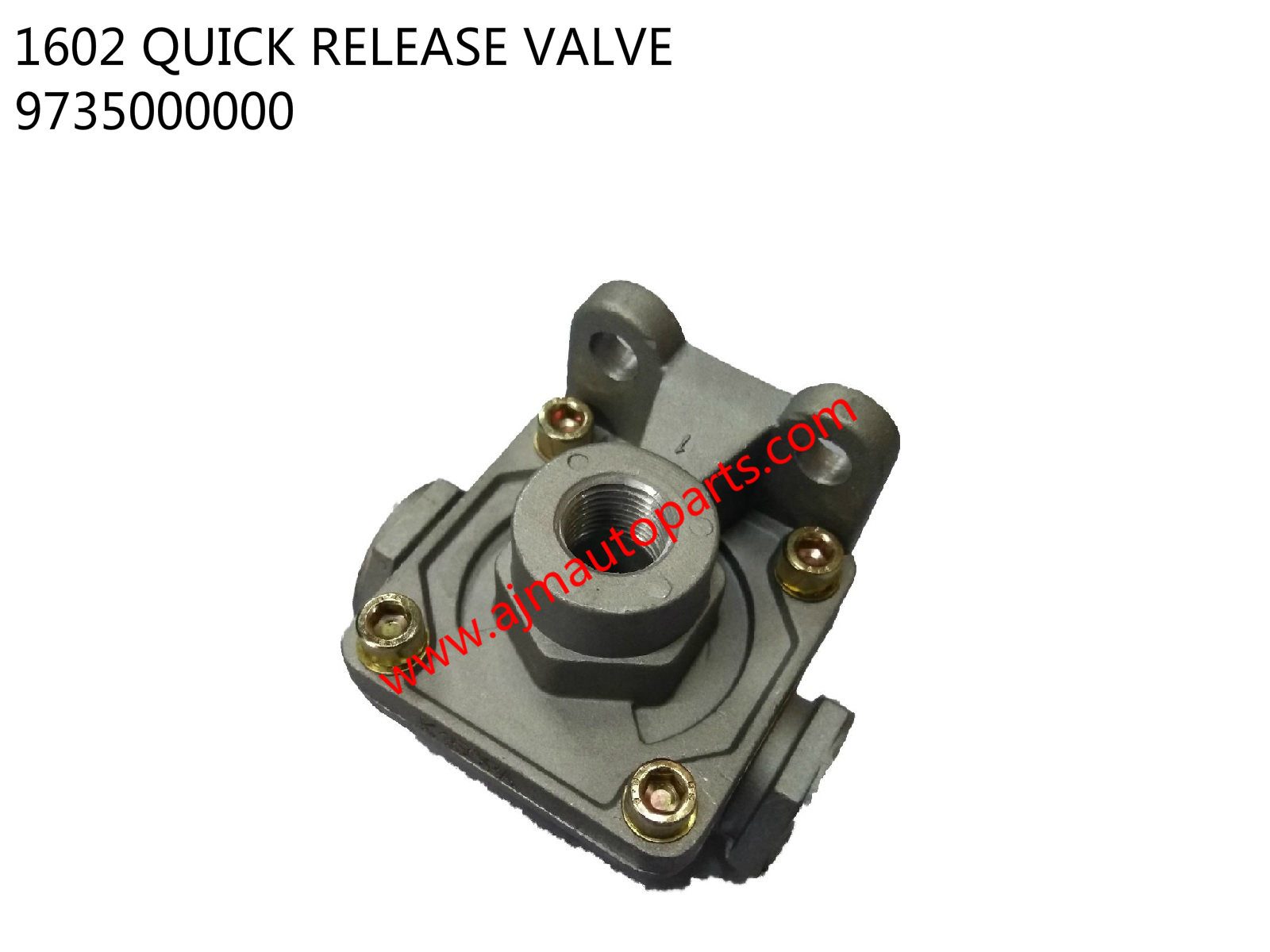 1602 QUICK RELEASE VALVE-9735000030