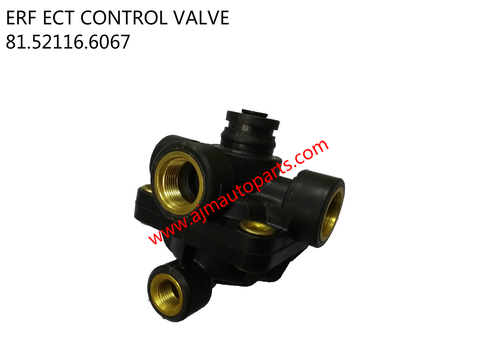ERF ECT CONTROL VALVE-81.52116.6067