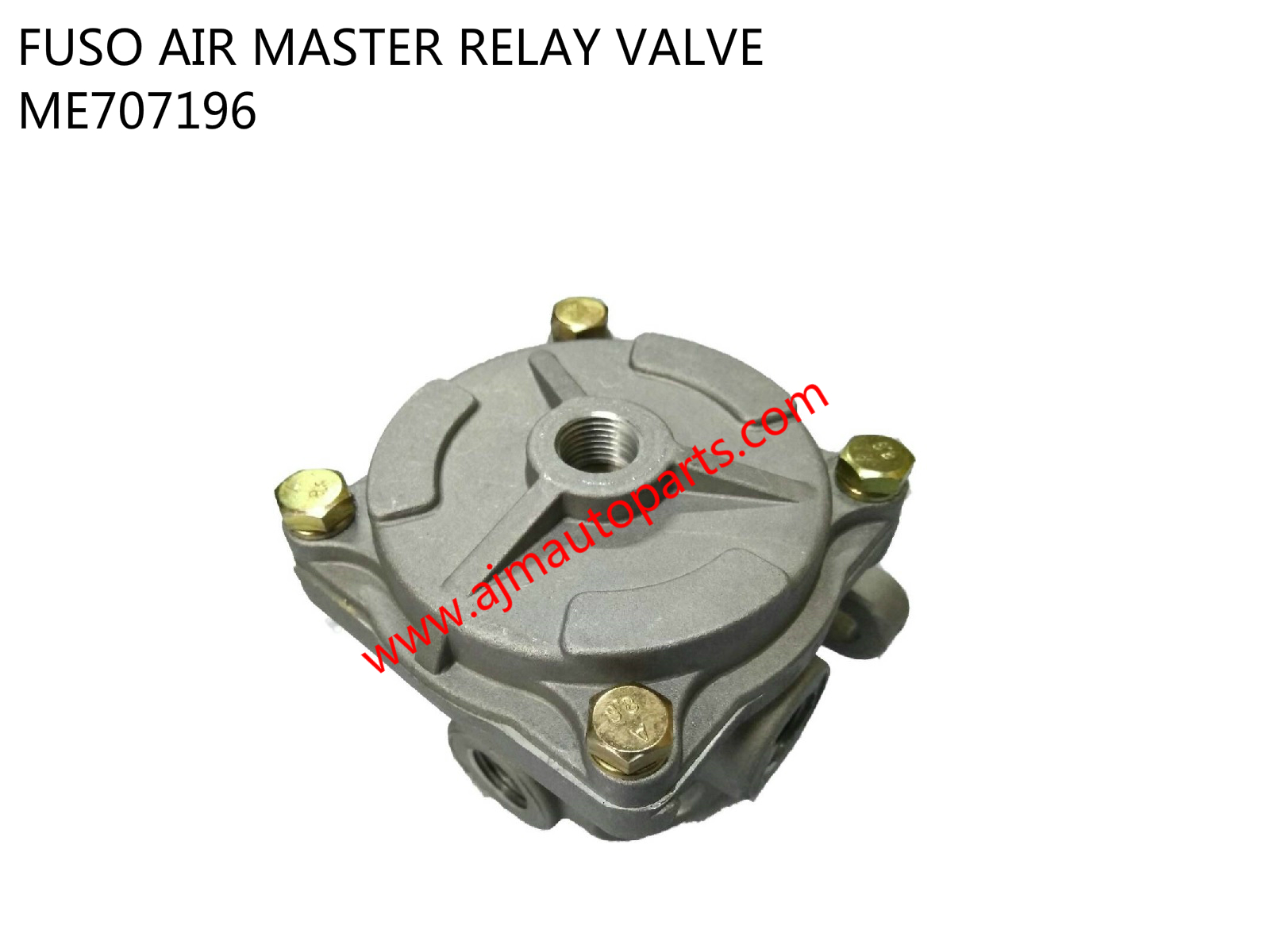 FUSO AIR MASTER RELAY VALVE-ME707196