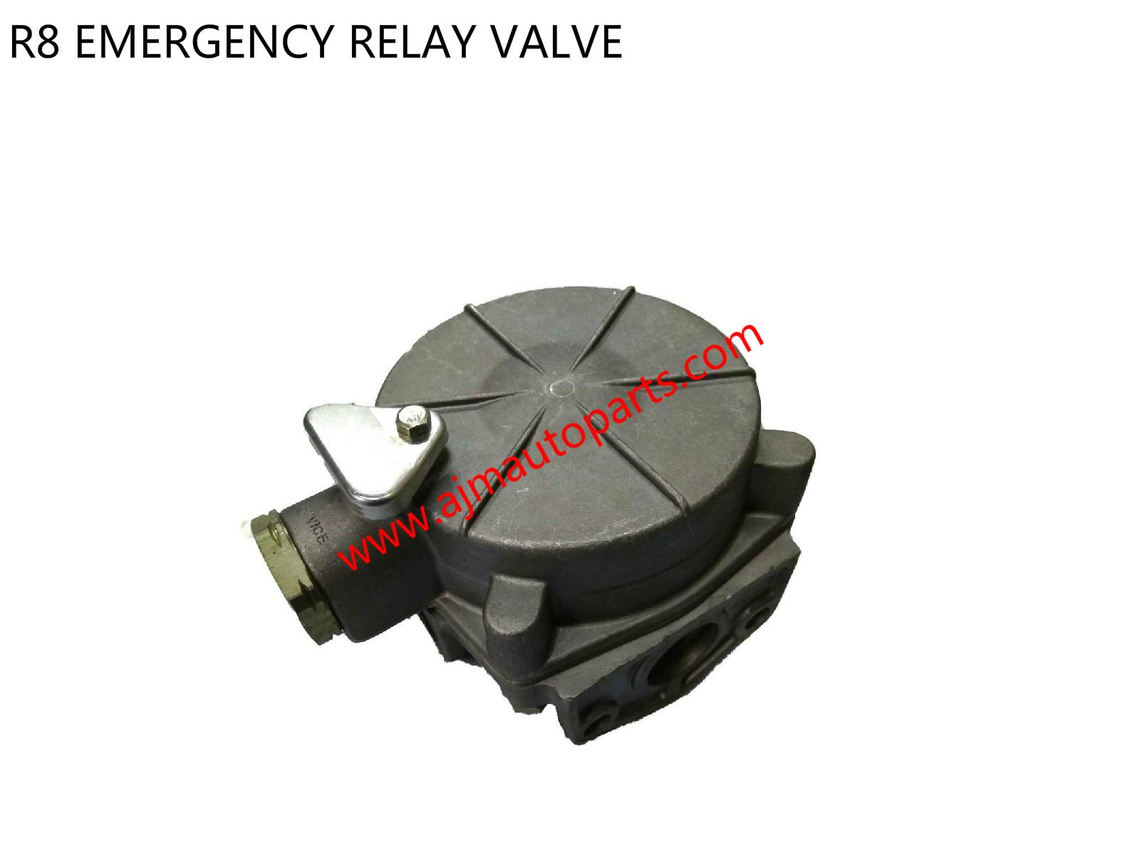 R8 EMERGENCY RELAY VALVE