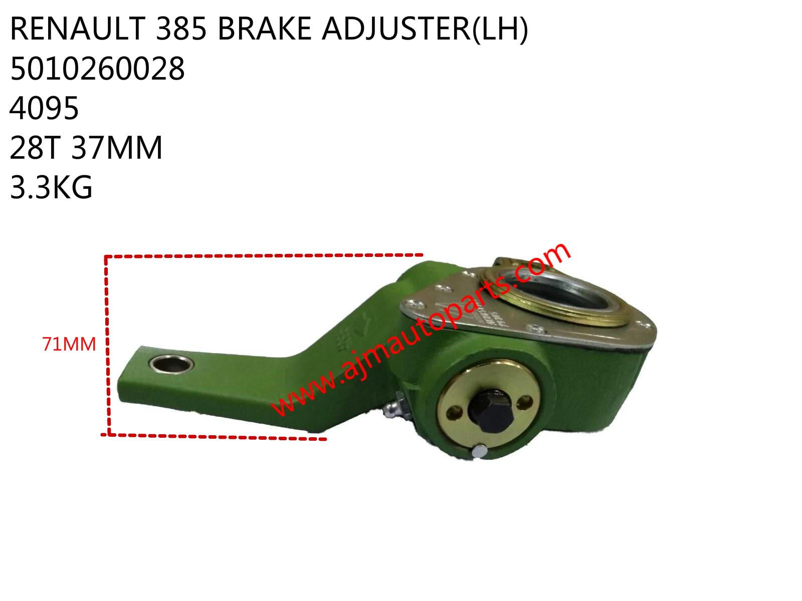 RENAULT-385-BRAKE-ADJUSTERLH-5010260028