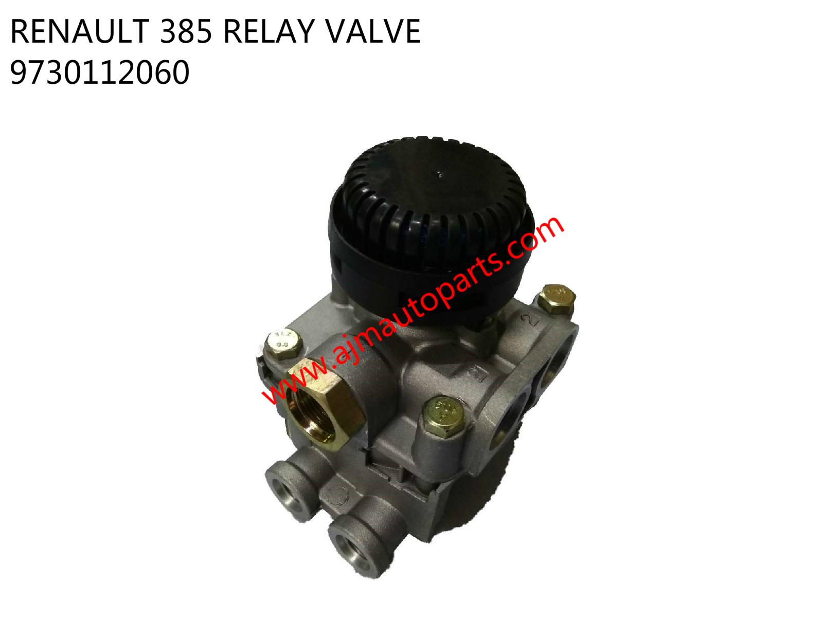 RENAULT 385 RELAY VALVE-9730112060