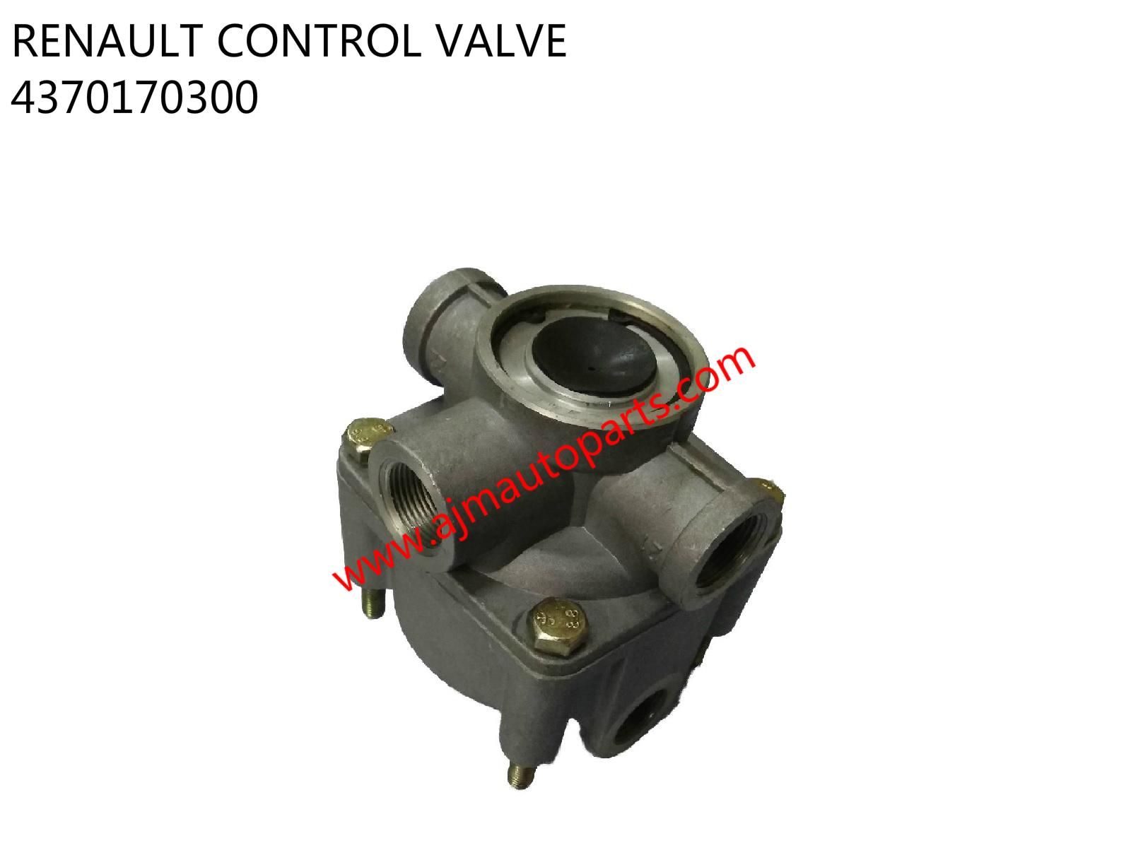 RENAULT CONTROL VALVE-4370170300