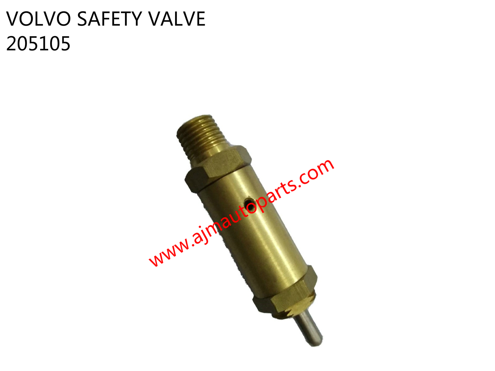 VOLVO SAFETY VALVE