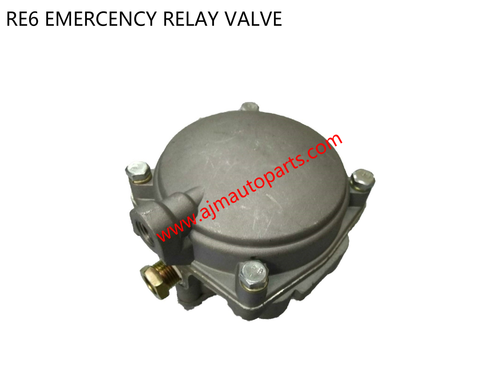 TRAILER RE6 RELAY VALVE-3.8hole