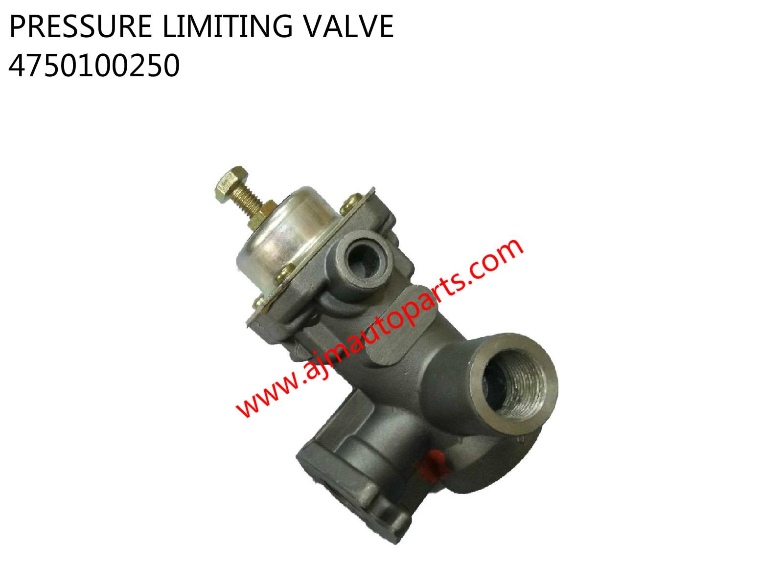 PRESSURE LIMITING VALVE-4750100250