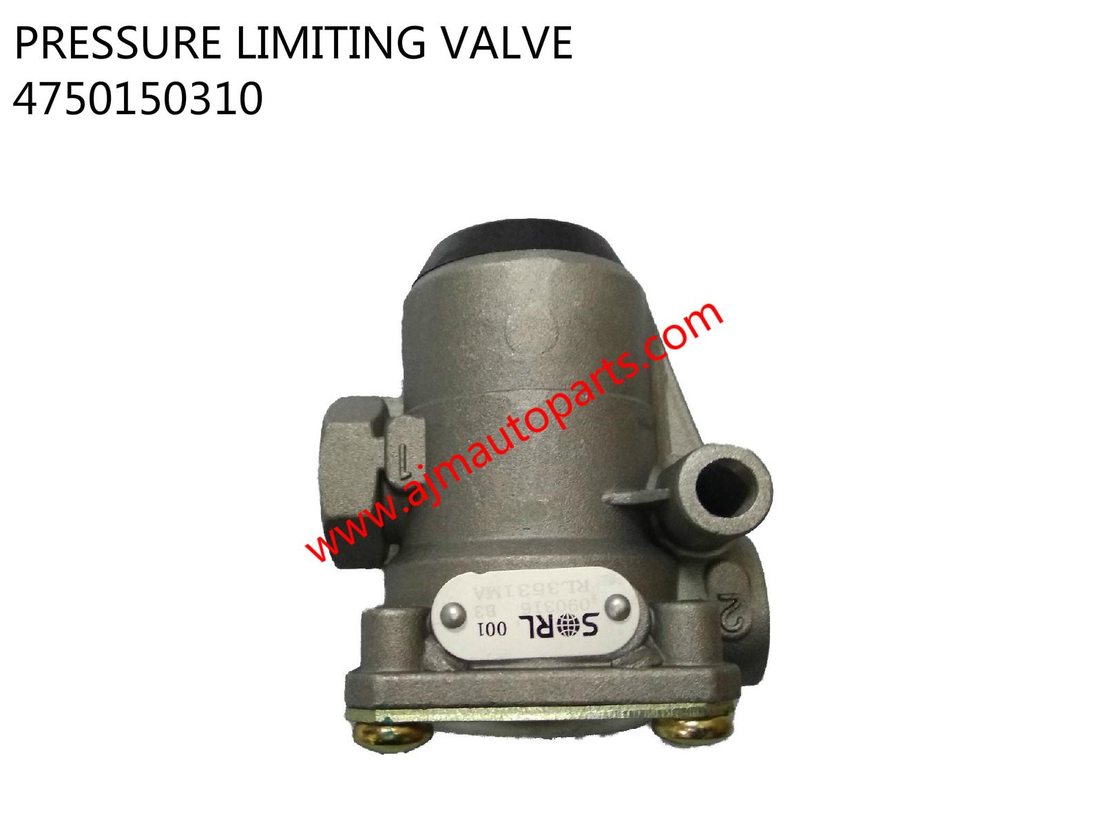 PRESSURE LIMITING VALVE-4750150310