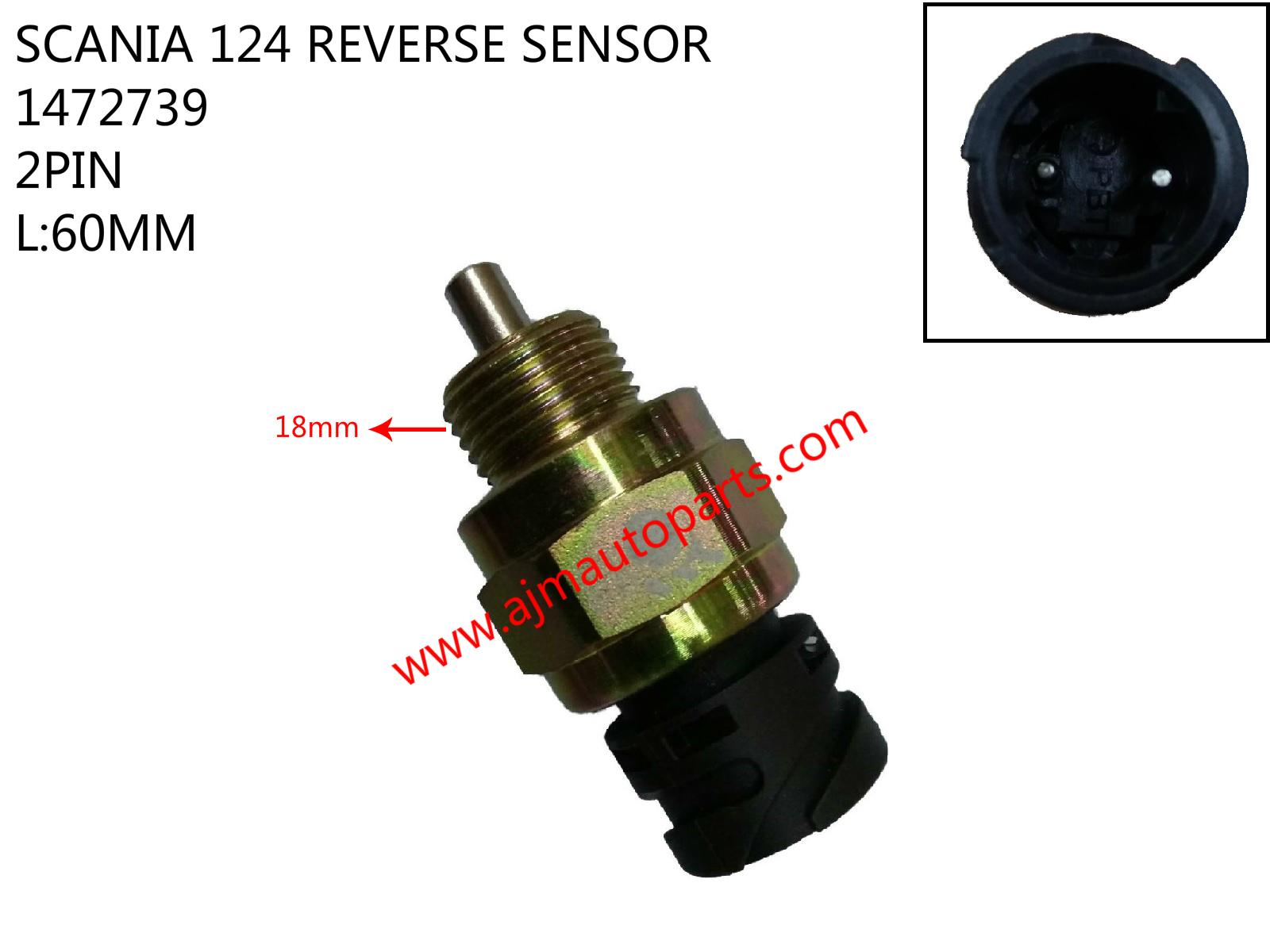 SCANIA 124 REVERSE SENSOR-1472739
