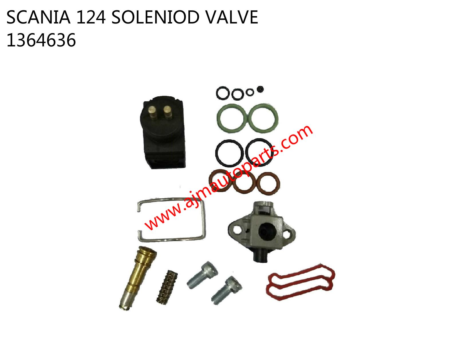 SCANIA 124 SOLENIOD VALVE-1364636