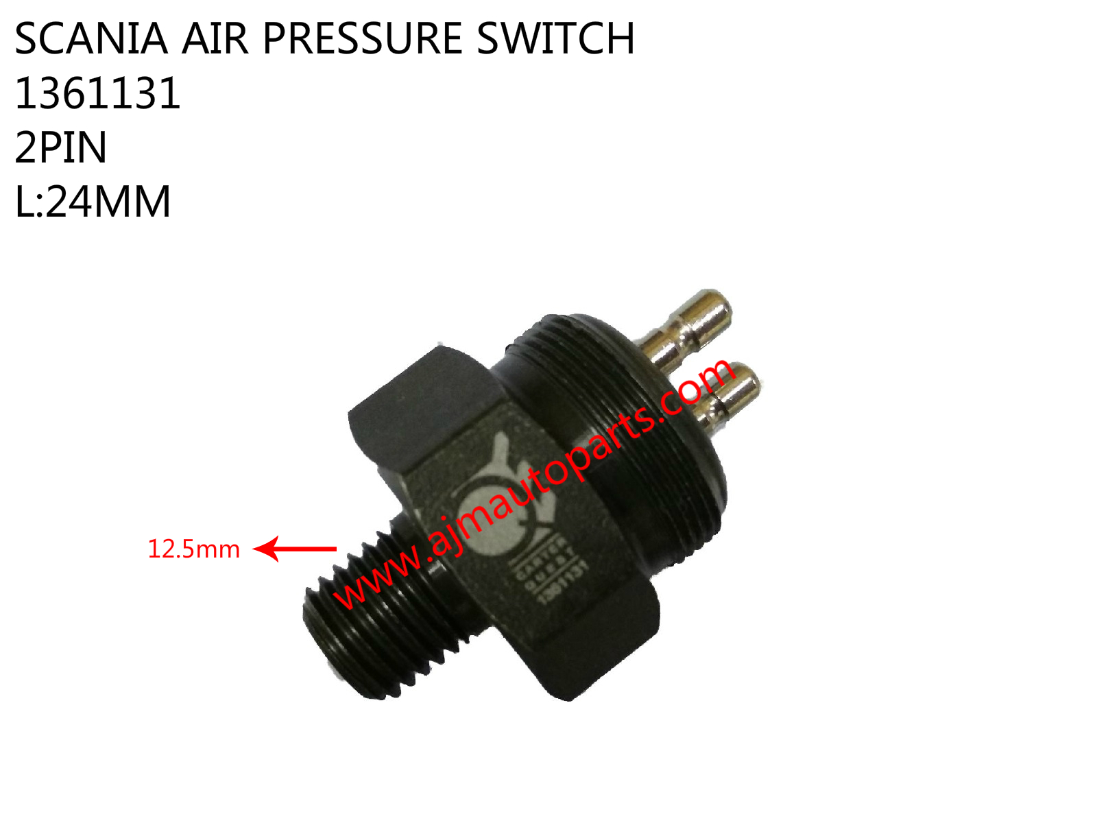 SCANIA AIR PRESSURE SWITCH-1361131