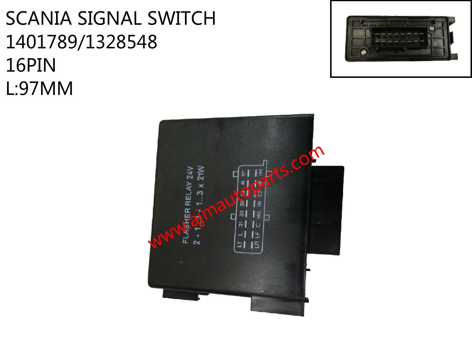 SCANIA SIGNAL SWITCH-1401789