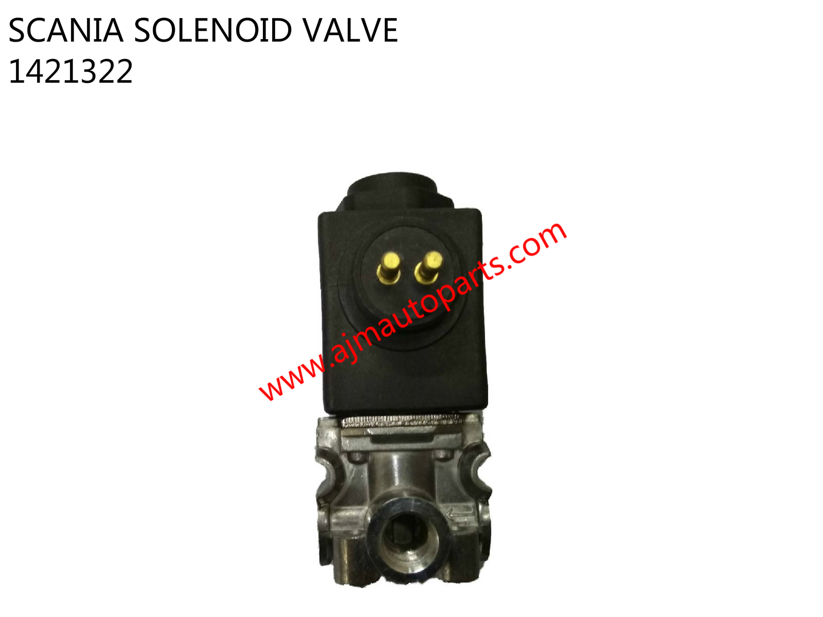 SCANIA SOLENOID VALVE-1421322