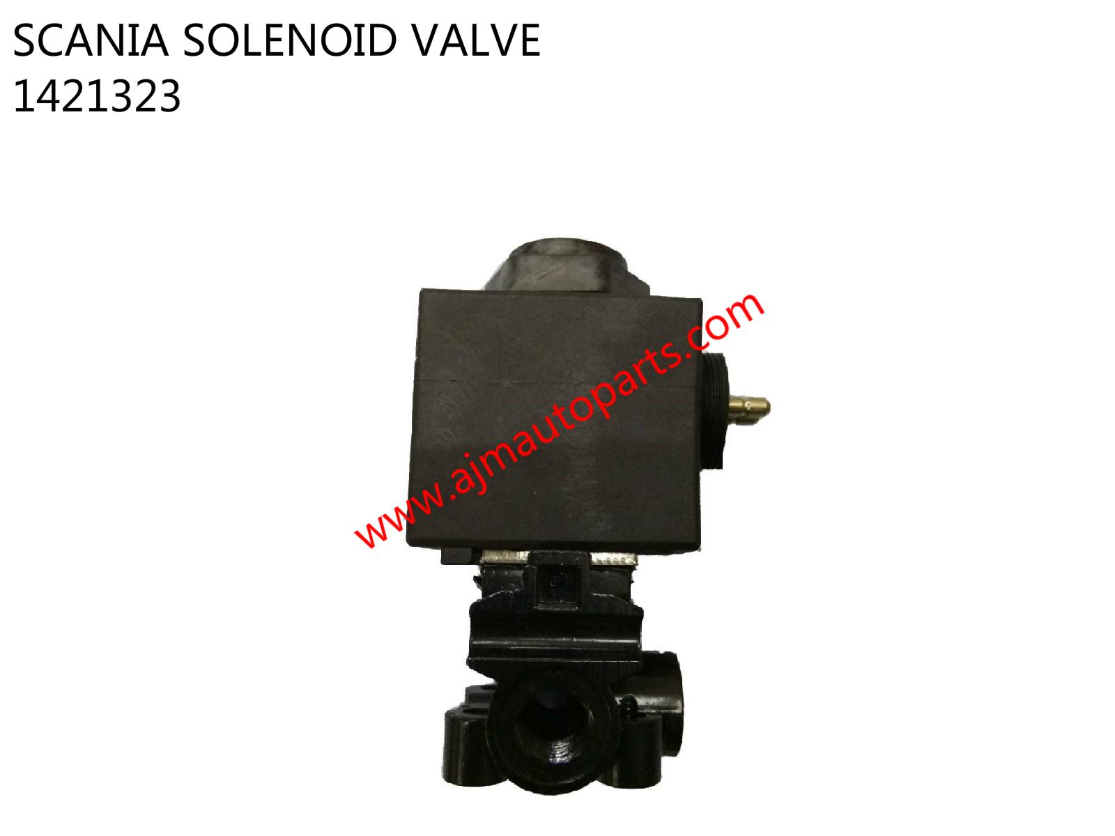 SCANIA SOLENOID VALVE-1421323