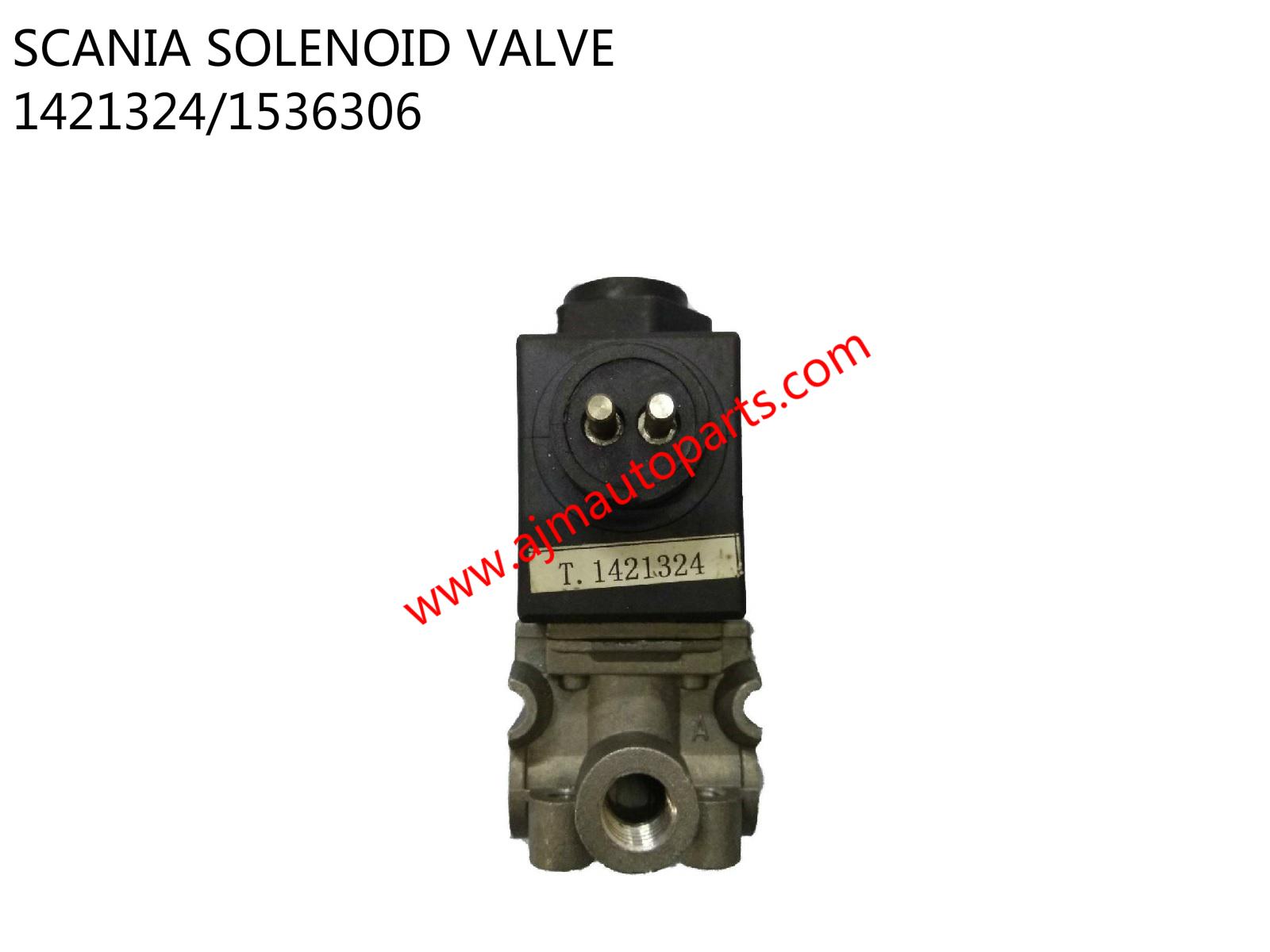 SCANIA SOLENOID VALVE-1421324-1536306