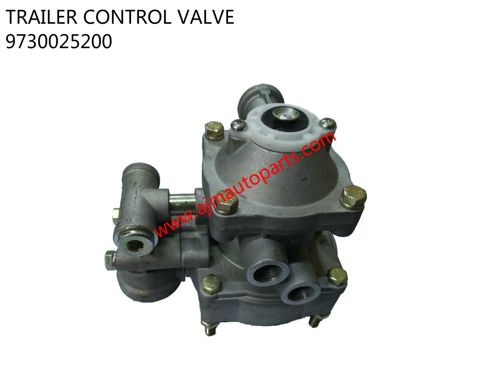 TRAILER CONTROL VALVE-9730025200