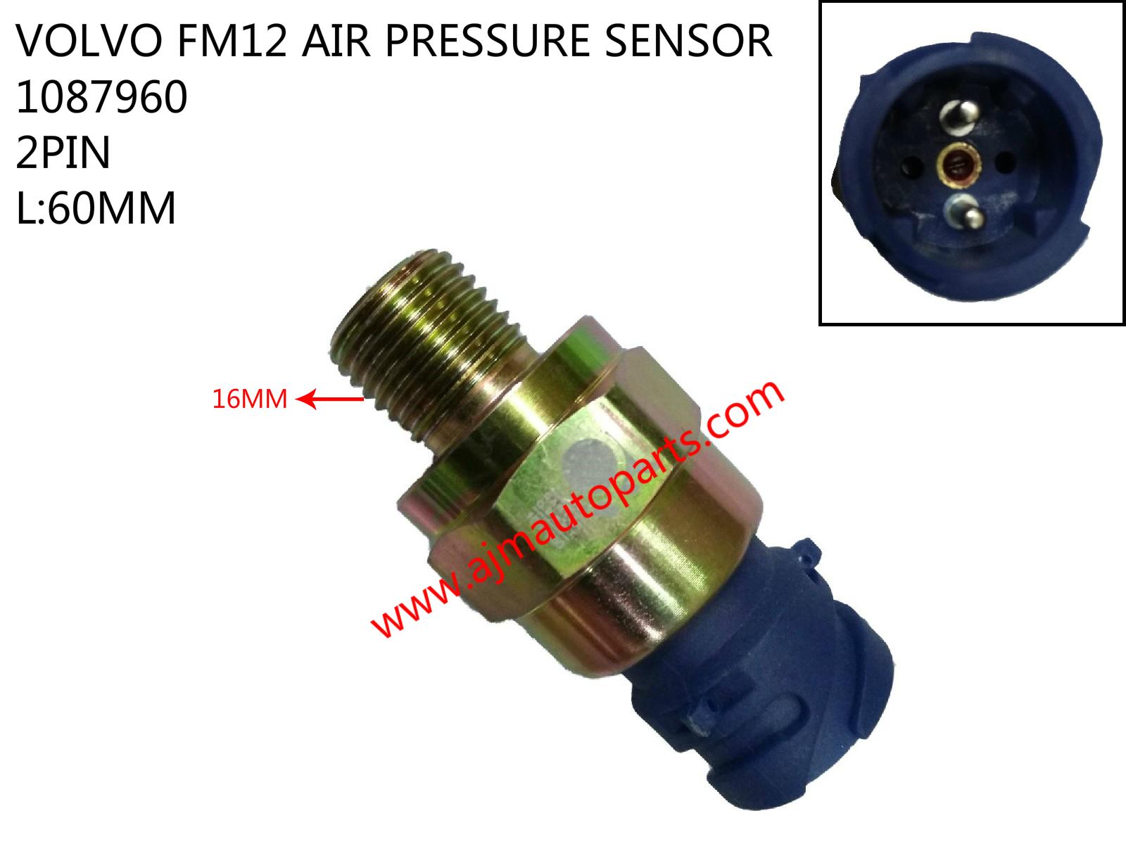 VOLVO FM12 AIR PRESSURE SENSOR-1087960