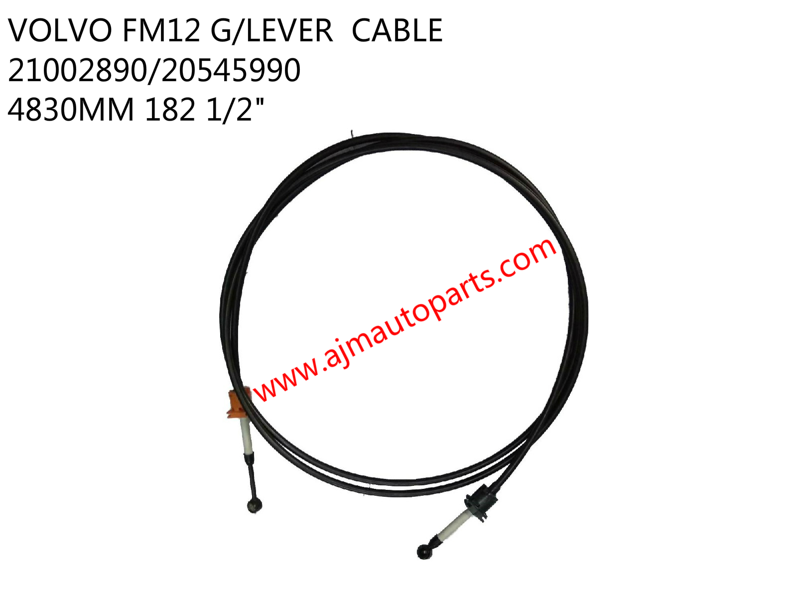 VOLVO FH GEAR LEVER CABLE-21002890-20545990