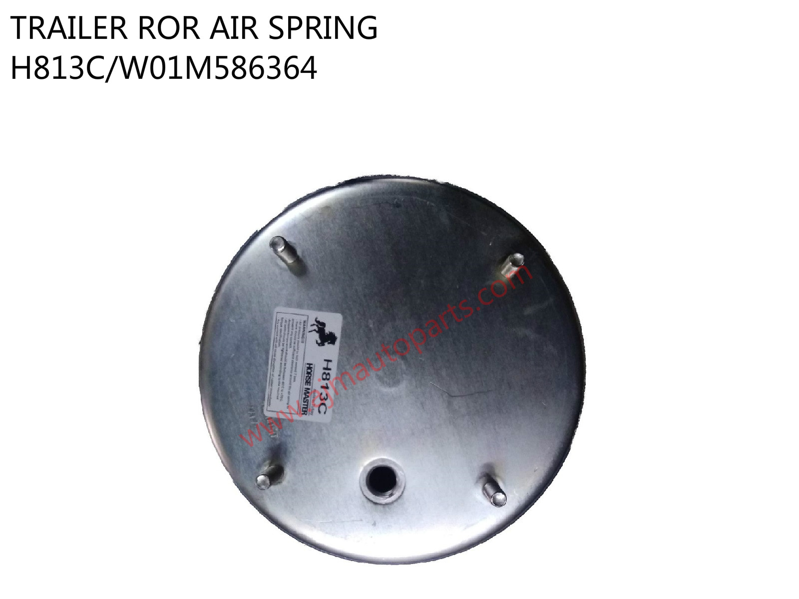 TRAILER ROR AIR SPRING-H813