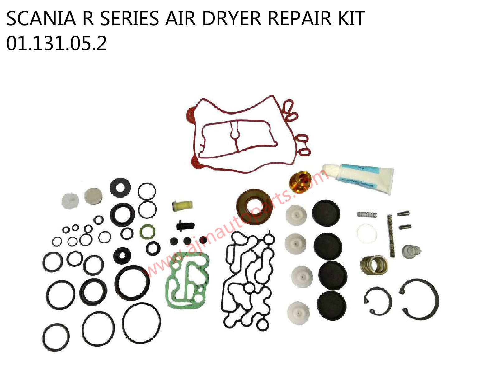 SCANIA 124 AIR DRYER REPAIR KIT
