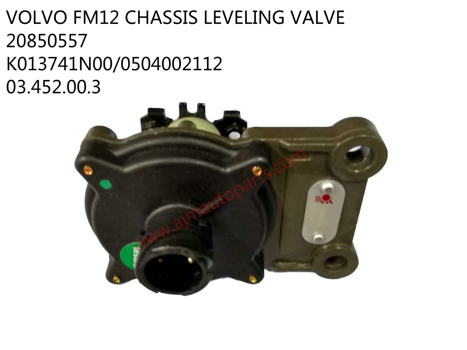 VOLVO CHASSIS LEVELING VALVE-20850557
